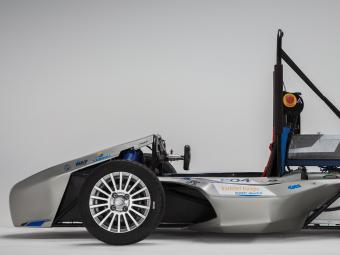 UFSC Formula SAE electric car